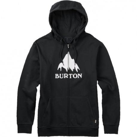 SWEAT BURTON ZIP HOODIE CLASSIC MTN