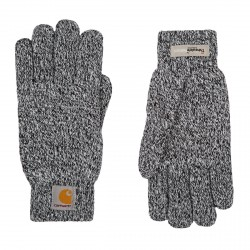 GANTS CARHARTT SCOTT GLOVES BLACK/SNOW