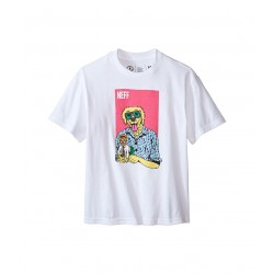 TEE SHIRT NEFF THE WEIRD TEE - WHITE