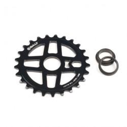 COURONNE BMX SALT PRO - BLACK