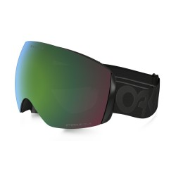 MASQUE OAKLEY FLIGHT DECK XM - FACTORY PILOT BLACKOUT / PRIZM JADE