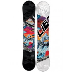 SNOWBOARD LIB TECH T-RICE HP 2017 - 155 C2X