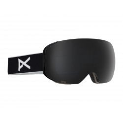 MASQUE ANON M2 BLACK/POLARIZED SMOKE