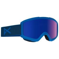MASQUE ANON HELIX 2.0 BLUE COBALT AMBER