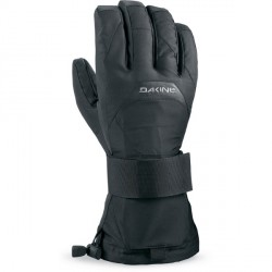 GANTS DAKINE WRISTGUARD GLOVE - BLACK