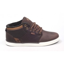 CHAUSSURE ETNIES JEFFERSON MID - BROWN / WHITE