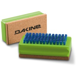 BROSSE DAKINE NYLON & CORK BRUSH - GREEN