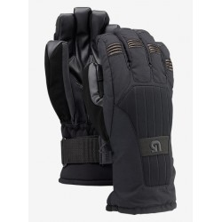 GANTS BURTON SUPPORT 2017 - TRUE BLACK
