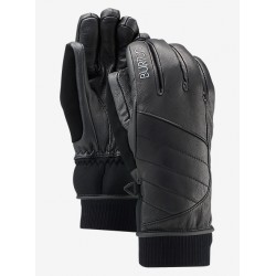 GANTS BURTON FAVORITE LEATHER WOMEN 2017 - TRUE BLACK