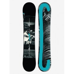 SNOWBOARD BURTON CUSTOM TWIN FLYING V 2017
