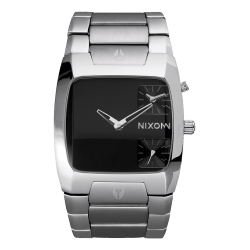 MONTRE NIXON BANKS - BLACK