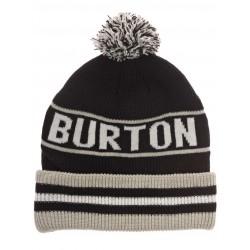 BONNET BURTON TROPE - TRUE BLACK