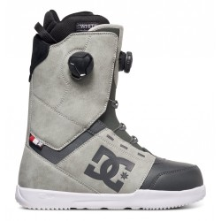 BOOTS DC SNOWBOARDING CONTROL 2017 - COOL GREY