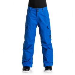 PANT DC SNOWBOARDING BANSHEE YOUTH - NAUTICAL BLUE