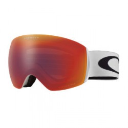 MASQUE OAKLEY FLIGHT DECK MATTE WHITE PRIZM TORCH 2017