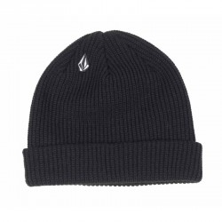 BONNET VOLCOM FULL STONE - BLACK