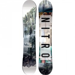 SNOWBOARD NITRO TEAM EXPOSURE GULLWING 2017