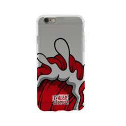 COQUE IPHONE 6 PLUS TEALER X AARON KAI WAVE RED