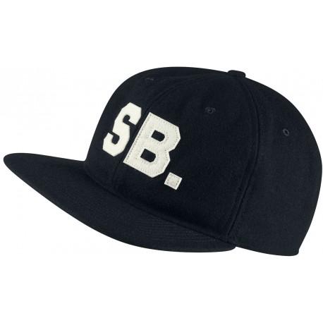 CASQUETTE NIKE SB INFIELD PRO - BLACK / SAIL