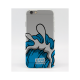 COQUE IPHONE 6 PLUS TEALER X AARON KAI WAVE BLUE