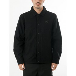VESTE NIKE SB WOOL COACH JACKET - NOIR / ANTHRACITE