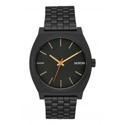 MONTRE NIXON TIME TELLER - ALL BLACK SURPLUS