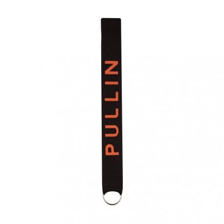 PULL-IN KEYHOLDER - BP0690 - BLACK/ORANGE