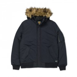 VESTE CARHARTT MARSHALL JACKET - DARK NAVY