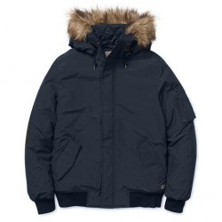 VESTE CARHARTT MARSHALL JACKET - BLACK