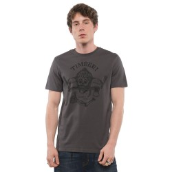 TEE SHIRT ELEMENT ALL GOOD - STONE GREY