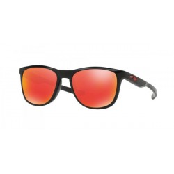 OAKLEY TRILLBE X POLISHED BLACK RUBY IRIDIUM