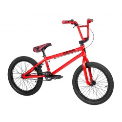 "BMX SUBROSA TIRO 18"" - RED"