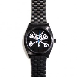 MONTRE NIXON X POWELL PERALTA TIME TELLER - VATO RAT / BLACK