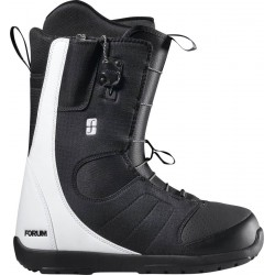 BOOTS FORUM THE MUSKET - BLACK / WHITE