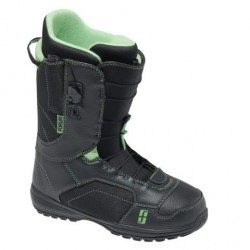 BOOTS FORUM ANTHENA BLACK / GREEN