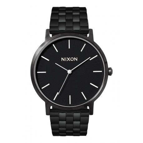 MONTRE NIXON PORTER - ALL BLACK / WHITE