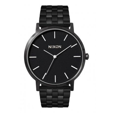MONTRE NIXON PORTER - ALL BLACK / WHITE