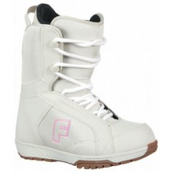 BOOTS FORUM AURA - TAN / PINK