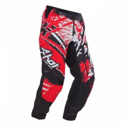 PANT SHOT DEVO KID LOAD RED 12/13