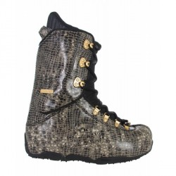 BOOTS FORUM SHEPERD BLACK / CROCODILE