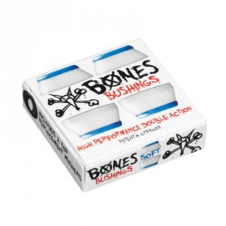 GOMMES BONES BUSHINGS SOFT - WHITE