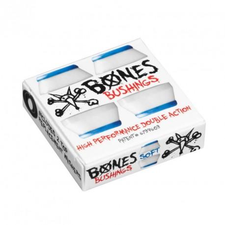 GOMMES BONES BUSHINGS SOFT - WHITE