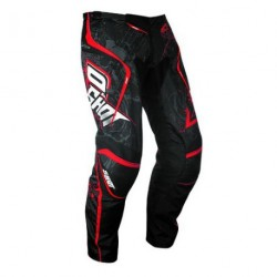 PANTALON SHOT CONTACT 13 LORD BLACK/RED