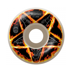 ROUES SPITFIRE PENTAGRAM 54.666MM - WHITE