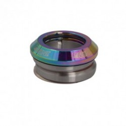 JDD JEU DE DIRECTION BLUNT HEAD SET INTEGRATED - OIL SLICK