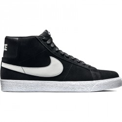 SHOES NIKE SB BLAZER PREMIUM BLACK BASE GREY