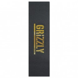 GRIP GRIZZLY STAMP PRINT - GOLD