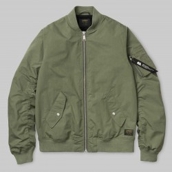 VESTE CARHARTT ADAMS - DOLLAR GREEN