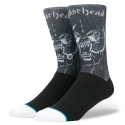 CHAUSSETTES STANCE LEGENDS OF METAL - MOTORHEAD