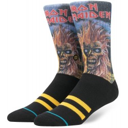 CHAUSSETTES STANCE LEGENDS OF METAL - IRON MAIDEN